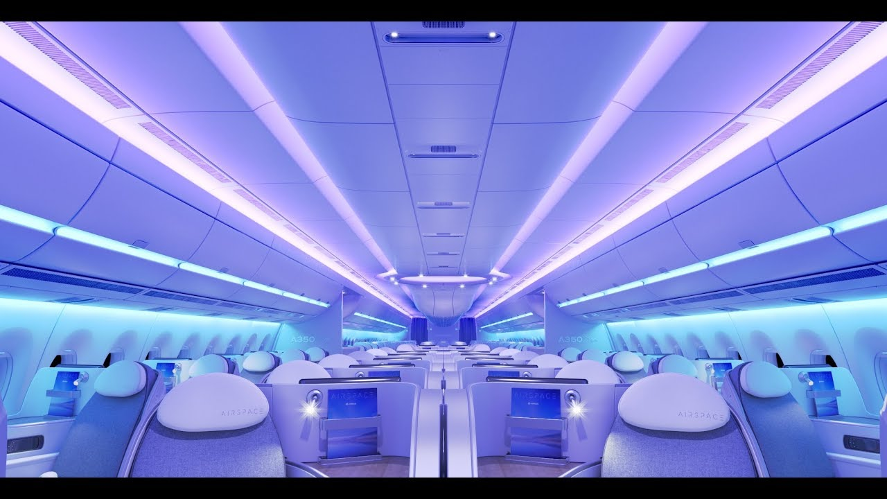 Attractive Airbus Airspace Vs Boeing Sky Interior: Which Is Best?