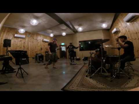 Every Rage I Seek  -  The AveRAGE Man (Rehearsals @ Analog Factory)