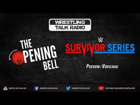 WWE Survivor Series 2017 Preview (Raw vs. Smackdown Live) [#720]