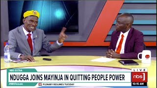 Politics of defection will not weaken people power| One on One with Tamale Mirundi