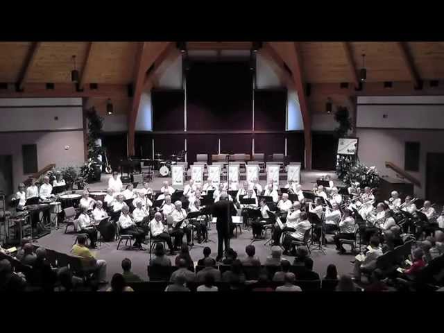 Pikes Peak New Horizons Gold Concert Band