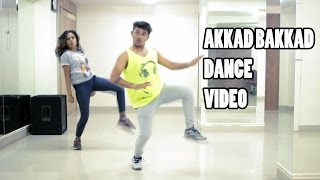 Akkad Bakkad Dance Video | Sanam Re Ft. Badshah  | Rockstar Dance Studio