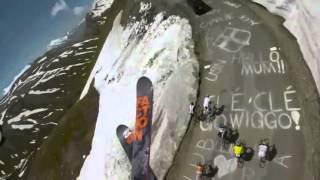 Самый крутой спуск на лыжах!(Вы знаете, что у сайта AliExpress есть официальная программа скидок 10% на любой товар?! Теперь можно возвращать..., 2016-03-12T08:55:13.000Z)