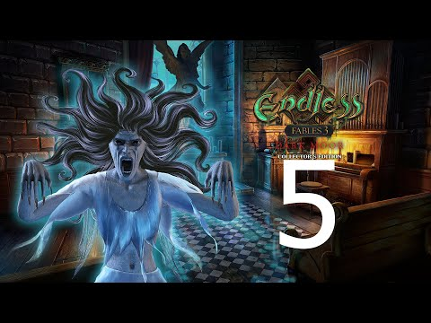 Mr.Whiskers Endless Fables: Dark Moor  