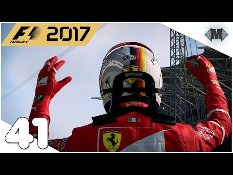 F1 2017 [PC Karriere] ★ S1#41 Auftakt zu den Asia-Wochen ★ [Deutsch German Gameplay]