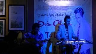 Chiếc lá cuối cùng - Guitar Hawaii Lê Văn Thường  cùng cây đàn tự tạo tại SN ĐoànChuẩn