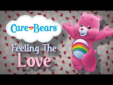 Care Bears | Feeling the Love on Valentine's Day!