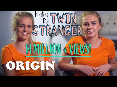 Do You Have An Unrelated Identical Twin? | Full Documentary | Finding The Most Identical Strangers - Origin