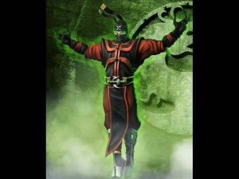 Mortal Kombat Soundtrack Choose Your Destiny