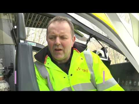 A day in the life of NW Air Ambulance - Manchester Headline News