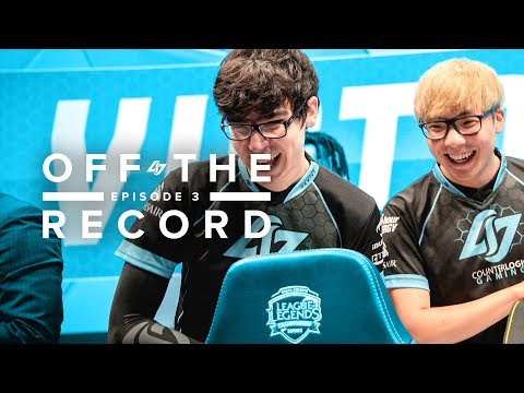 CLG: Off The Record | Episode 3 - CLG Junglers & Blast Cones