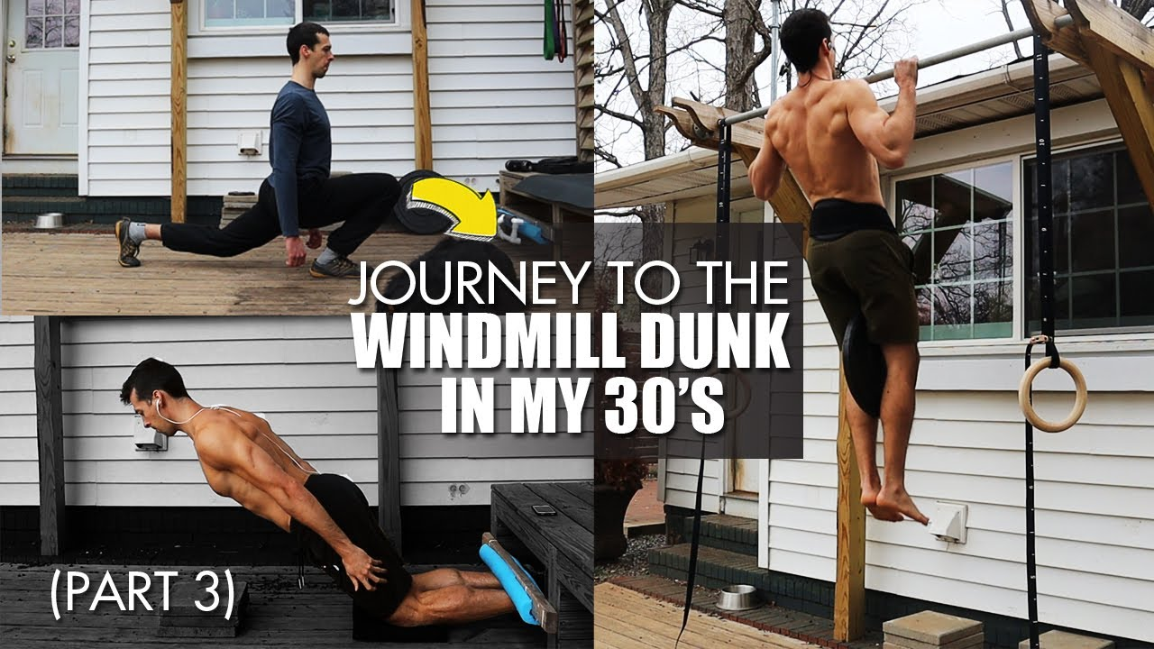 Download Overcoming Knee Pain to Windmill Dunk in My 30s (Pt 3 KOT Training)