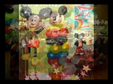 Mickey Mouse Clubhouse Birthday Party Julius 1st Youtube