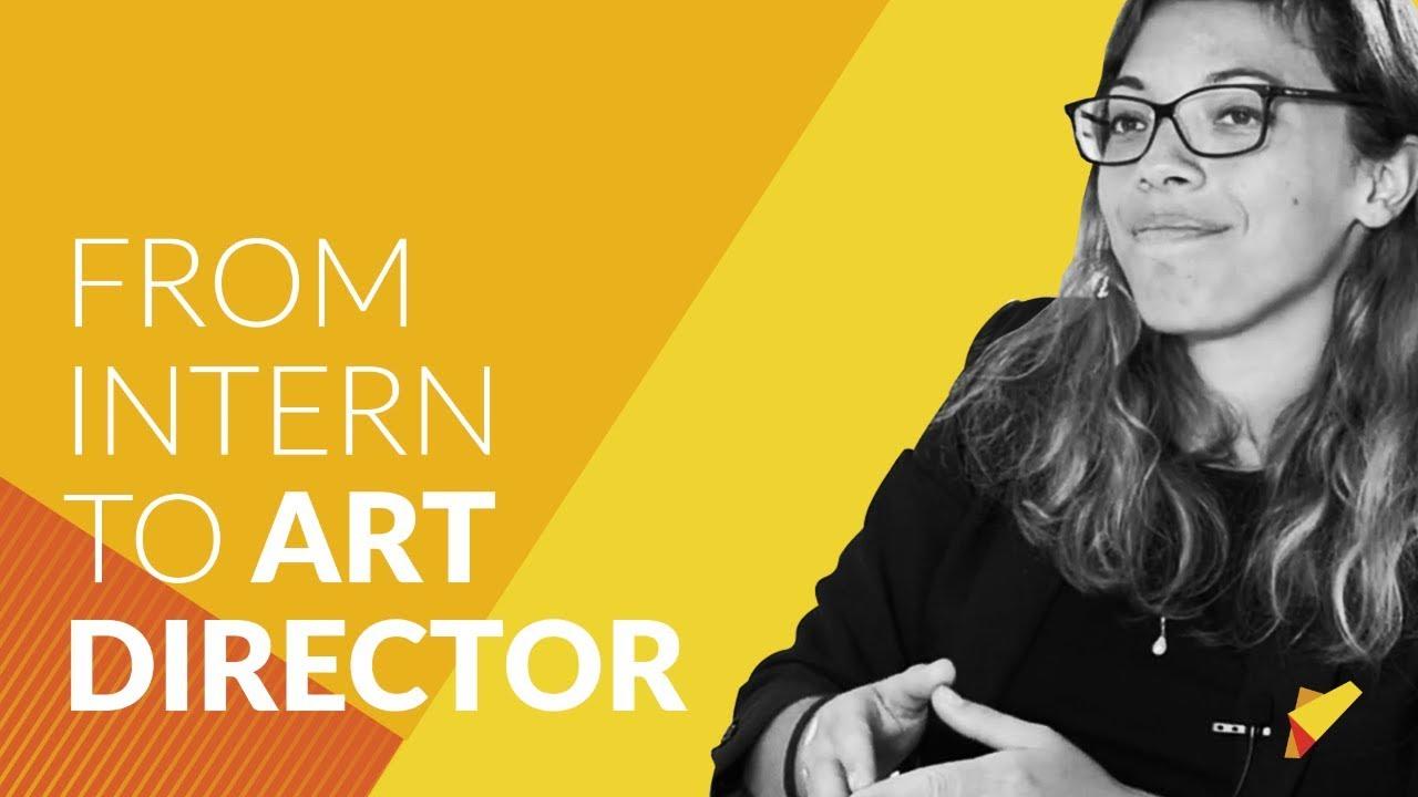 From Intern to Art Director - Qendresa Ademaj - Creative Internships