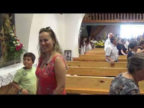 Peredo dos Castelhanos, 15 Agosto 2018. Festas Sra. da Glória.