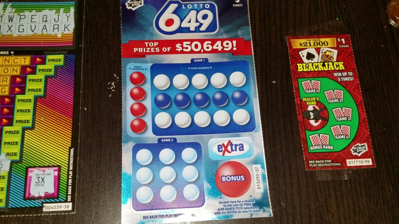 Canadian Lottery