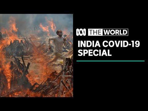 India's coronavirus crisis: The World special edition | ABC News
