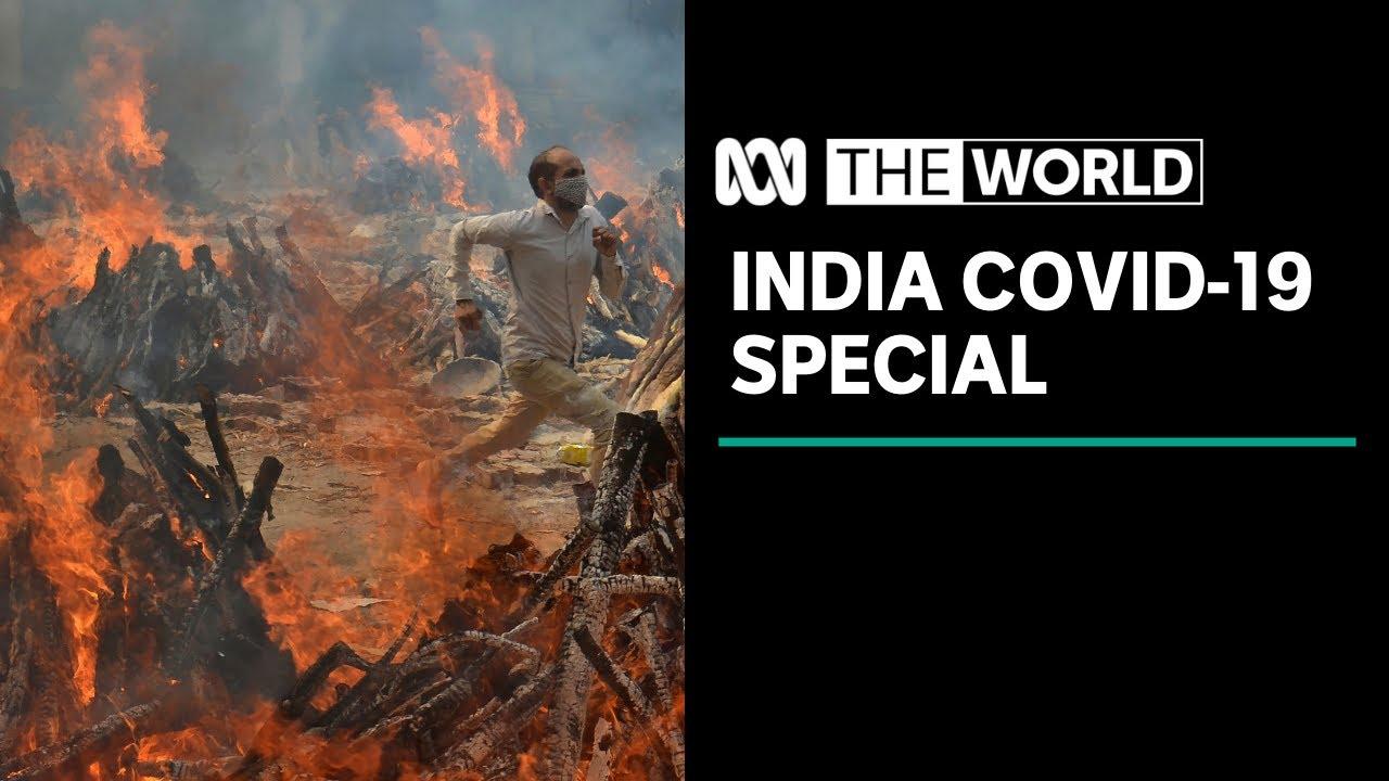 India's coronavirus crisis: The World special edition   ABC News