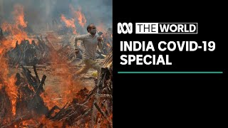 Download India's coronavirus crisis: The World special edition | ABC News