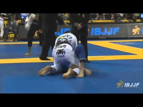 Ostap Analysis - Sean Roberts half guard sweep vs Rodolfo Vieira