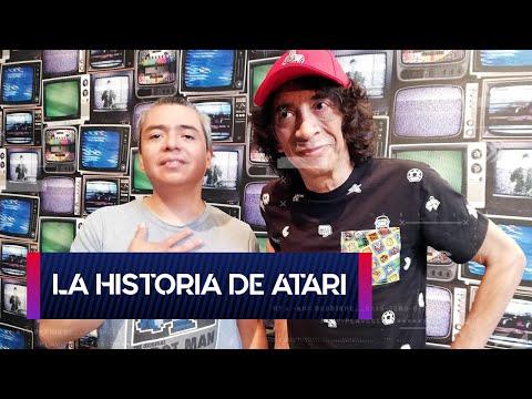 La historia de Atari | Game-Volution