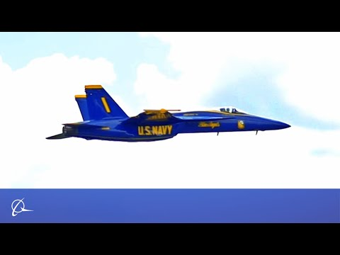 Blue Angels Transition from Legacy Hornets to Super Hornets