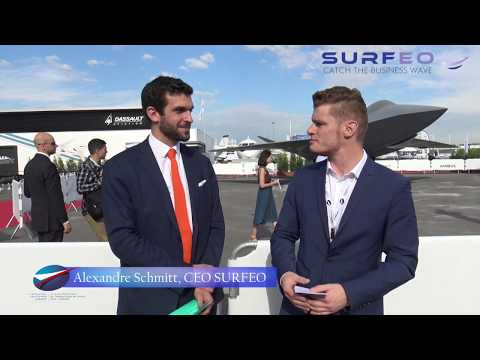 Paris Air Show 2019 - New CEO Presentation
