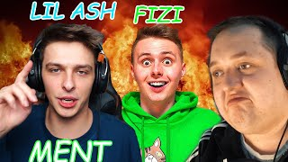 FIZIHO SONG, LIL ASH BEEF w/ @MenT