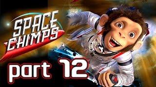 Space Chimps Walkthrough Part 12 (Xbox 360, PS2, Wii, PC) ~ 100% ~ Final Boss | Ending