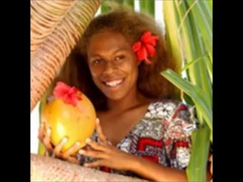 South Pacific Beauty (Melanesia)