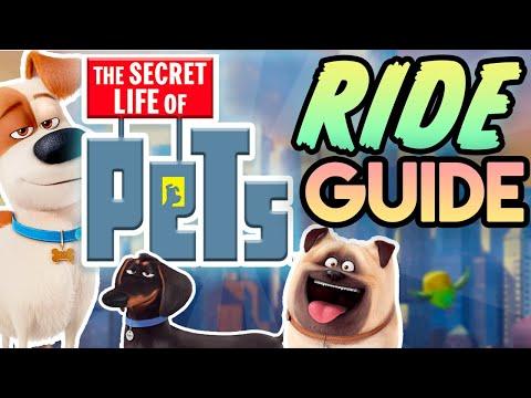 Secret Life Of Pets Ride Full Update & News (New 2020 Ride) Universal Studios Hollywood