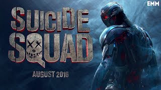 AVENGERS: AGE OF ULTRON(SUICIDE SQUAD STYLE)