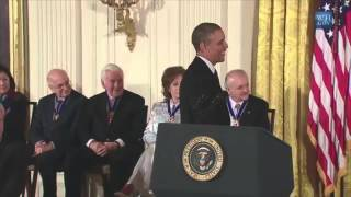 Dean Smith Presidential Medal of Freedom