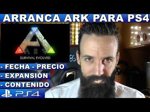 ¡¡¡ARRANCA ARK: SURVIVOR'S PACK PARA PS4!!! Hardmurdog - Detalles - Opinión - Español