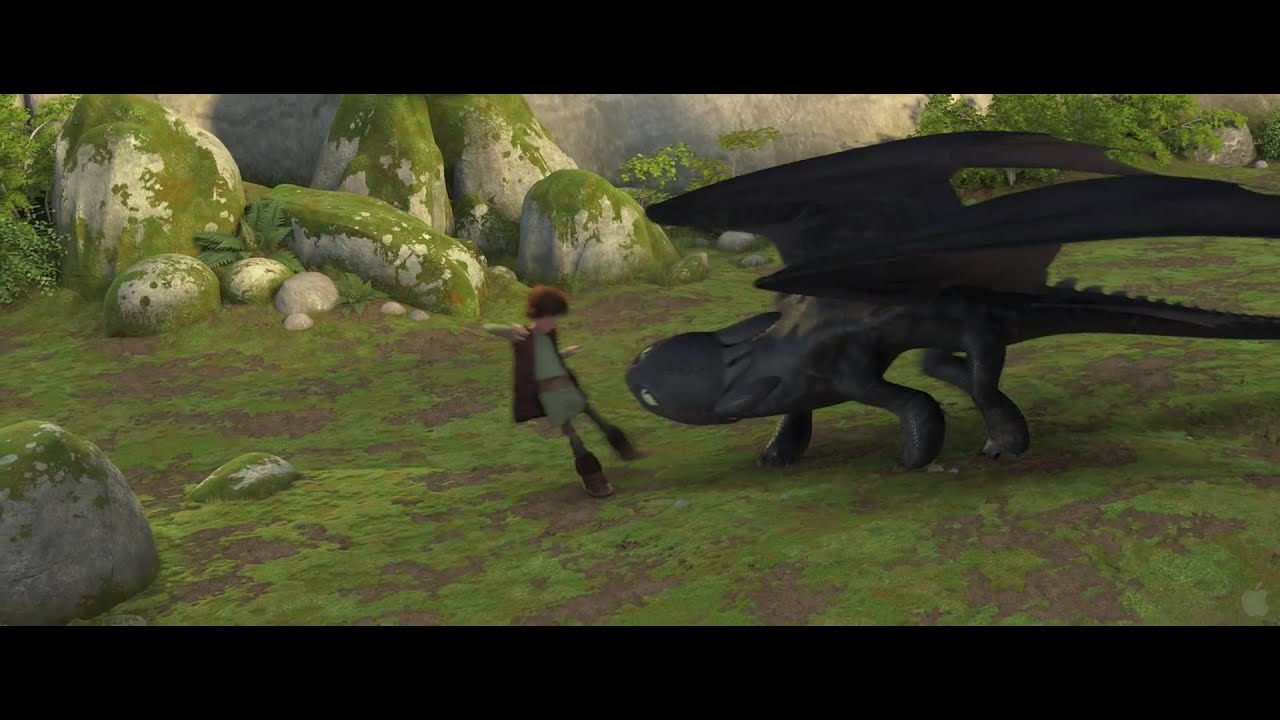 How To Train Your Dragon Deutsch