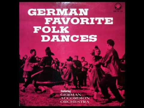 German Accordion Orchestra, 1959: Bauernhochzeit (Farmer's Wedding) Landler
