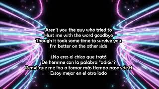 Don't Start Now -  Dua Lipa Lyrics (Ingles, Español)