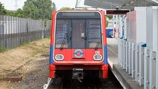 Building an Urban Railway: 30 Years of the DLR | The B1M