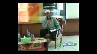 Pengajian Islam: Pengaruh Dosa Terhadap Rezeki (#1) - Ustadz Zainal Abidin