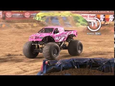 Madusa Back Flip Monster Jam World Finals Xii Youtube