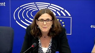فيديو.. مخاوف في كندا والاتحاد الأوروبي من تداعيات اتفاق التجارة الحرة