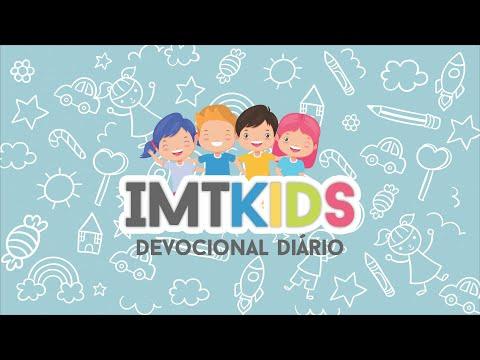 #35   Devocional Diário IMT Kids - IMT Online
