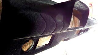 Восстановление торпедо ваз 2101 Флокирование( Flocking  How To Recover A Dashboard)(, 2015-09-22T23:23:43.000Z)