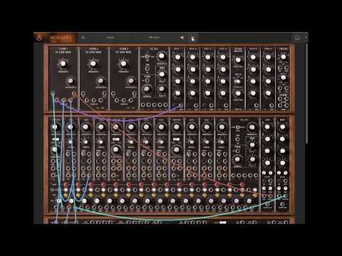 MODULAR V by Arturia - The BIG Soundtest - VST Demo