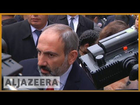 🇦🇲Armenia polls: PM Nikol Pashinyan's bloc wins by landslide | Al Jazeera English
