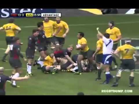 England vs Australia 13th November 2010