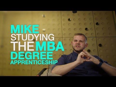MBA Degree Apprenticeship At LJMU