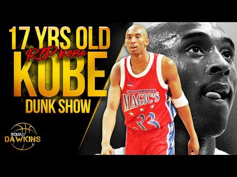 The HS All-Star Game 17 Years Old Kobe Put On a Show in Front Of Kareem Abdul Jabar | SQUADawkins