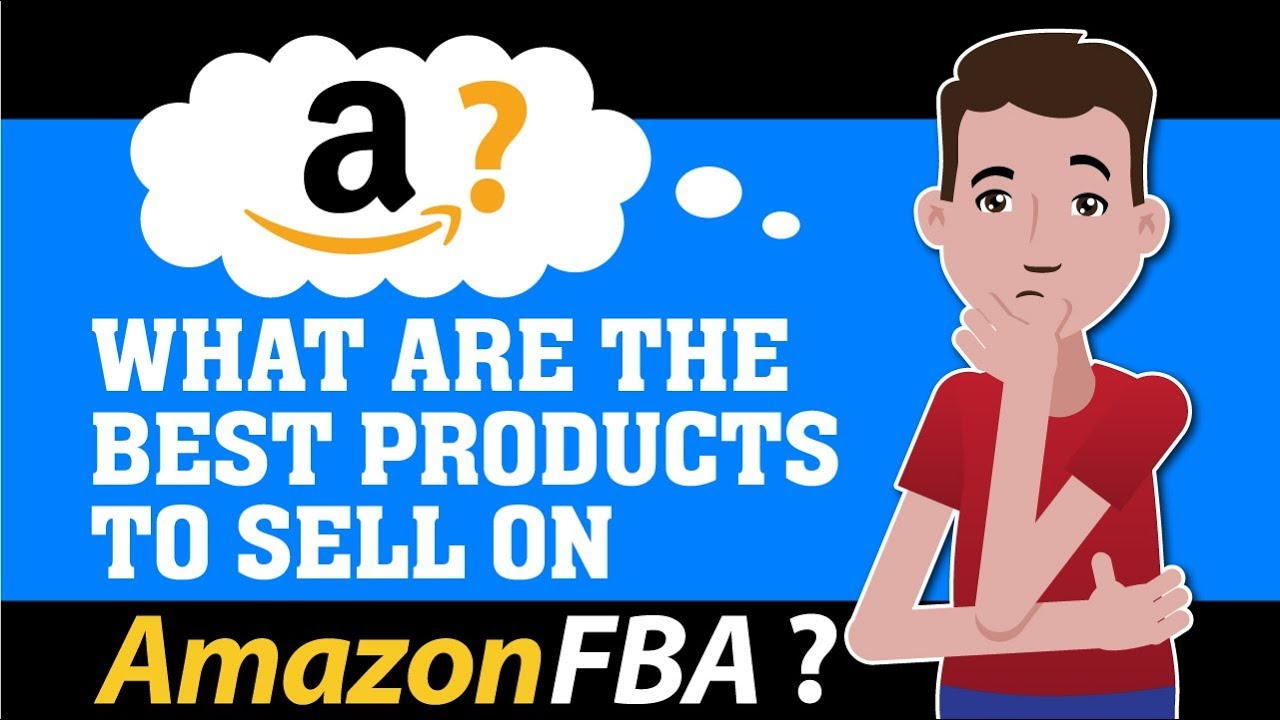 best items to sell on amazon fba