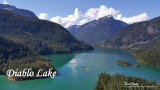 미국여행 : 워싱턴주, 디아블로 호수/Diablo La…